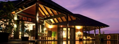 Aqua Retreat Night Villa