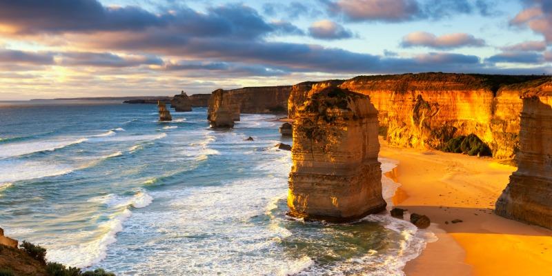 Australia and Pacific Islands