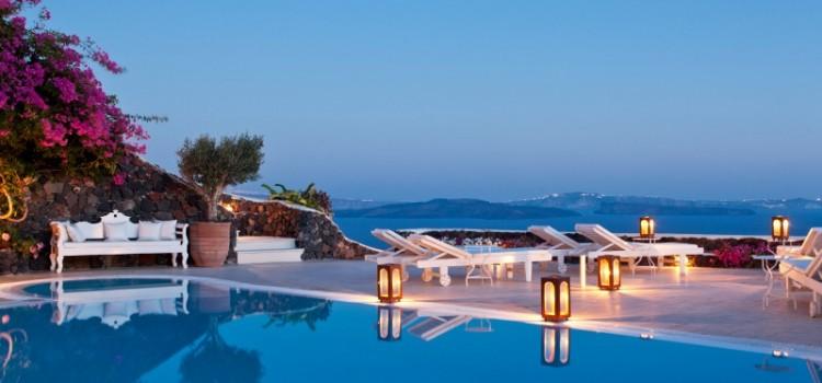 Canaves Oia  Santorini Pool