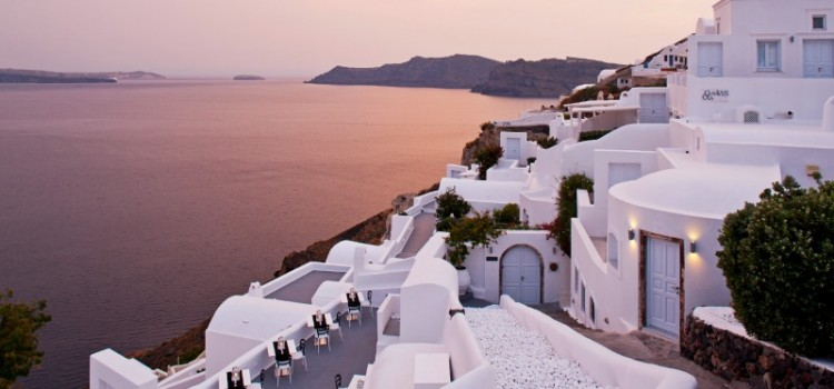Canaves Oia  Santorini View