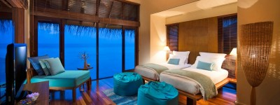 Conrad Maldives_family water villa