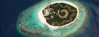 Exterior Aerial Closeup
