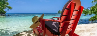 Geejam Hotel Beach