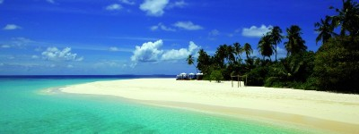 Hadahaa Main Beach