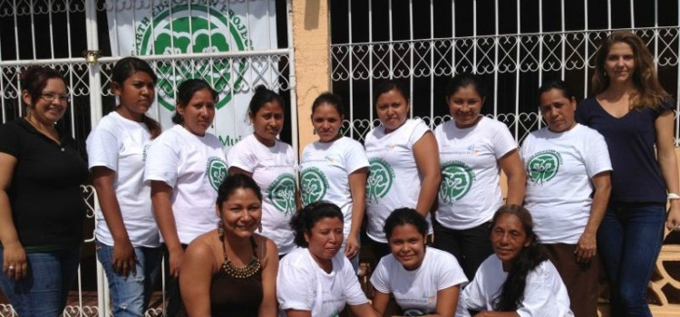 The Earth Education Project Women