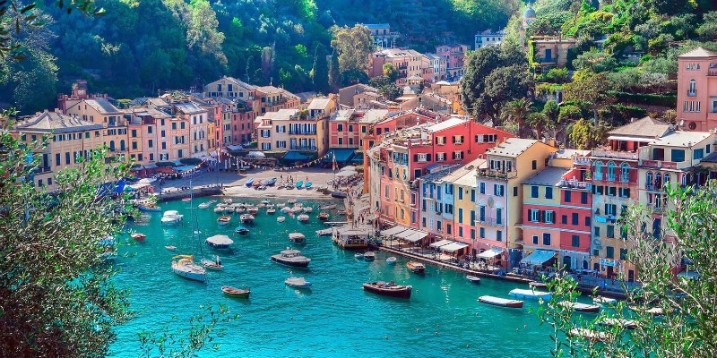 Best places to visit in Italy Portofino