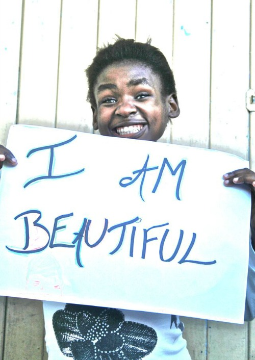 I am Beautiful Ubuntu