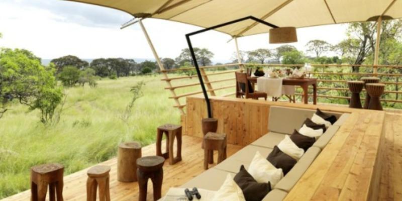 Serengeti lodge