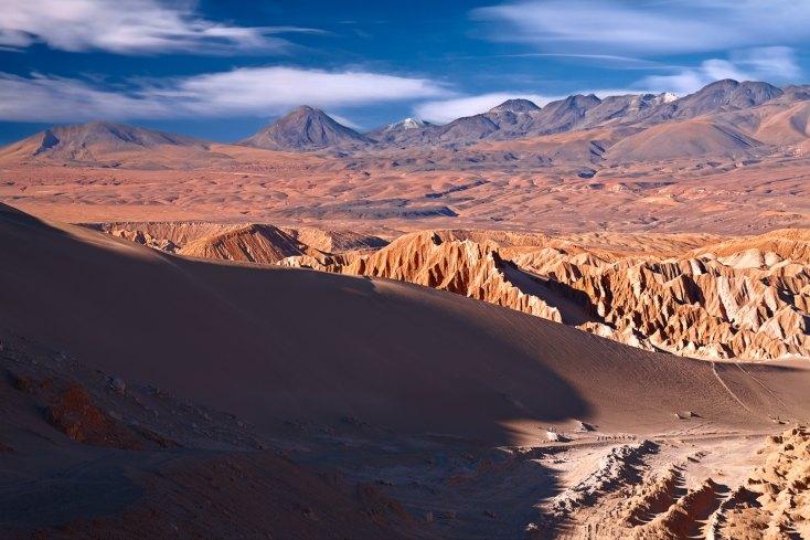 Chile destinations