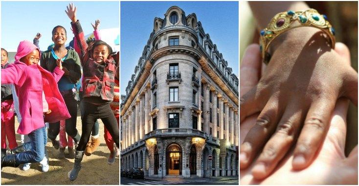 Charity event Paris