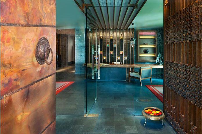 luxury spa hotel