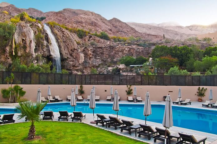 top spa hotels