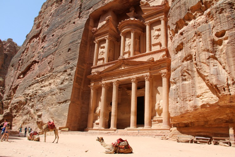 places to visit in the Middle East