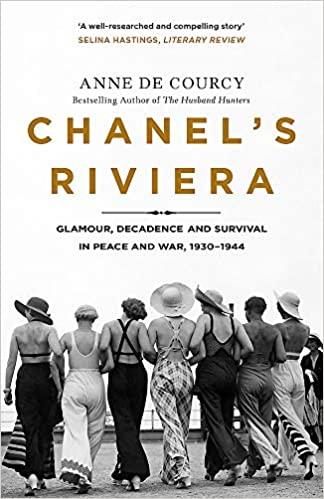 Chanel's Riviera cover